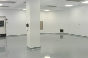 Cleanrooms Project Norfolk - Acorn Works Ltd, Thetford, Norfolk