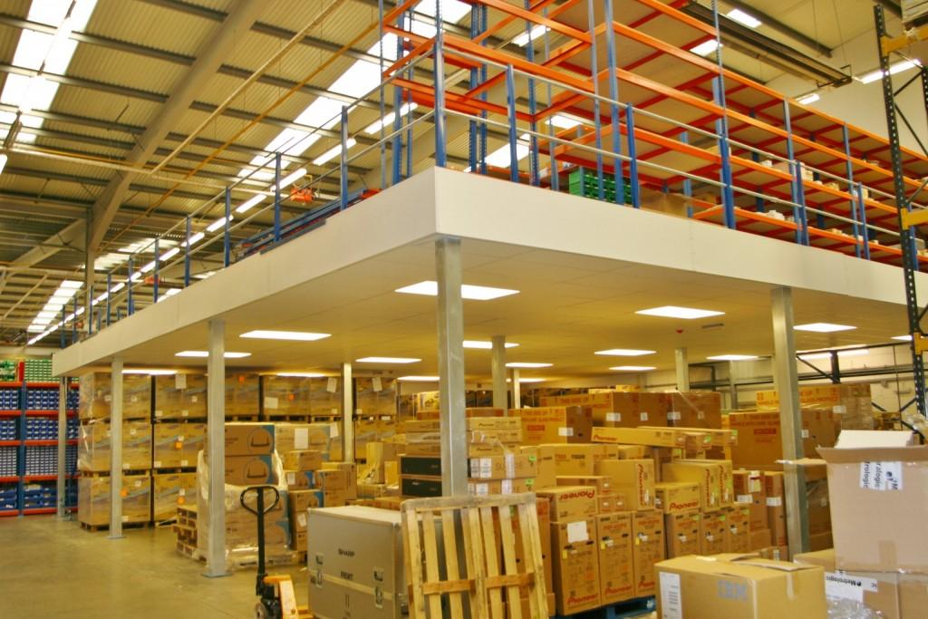 Mezzanine Floors Acorn Works Acorn Works