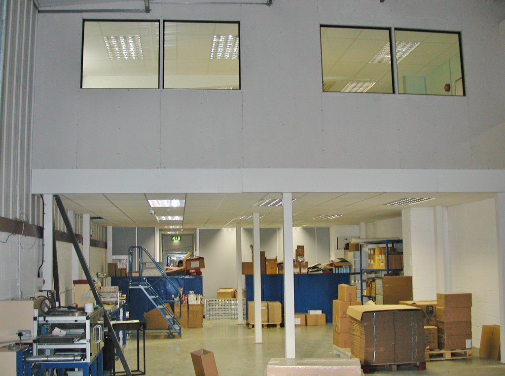 Mezzanine floors acorn works acorn works for How to build a mezzanine floor in your home