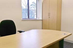 Office Furniture project in Thetford, Norfolk completed by Acorn Works Ltd.