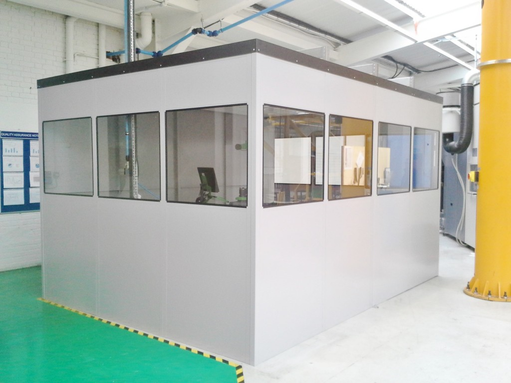 Office partition walls partition systems acorn works - Wall partition images ...