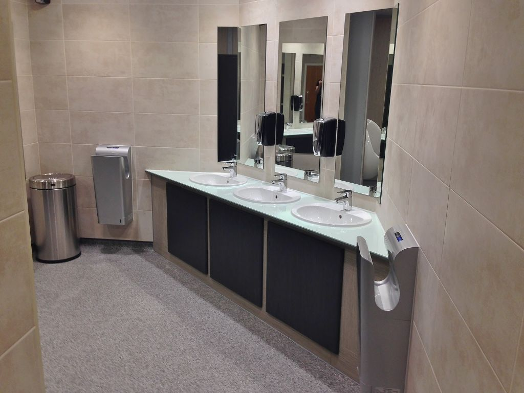 Washroom Refurbishment - Diss Norfolk