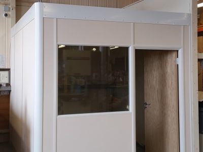 Office Partitioning - Lakenheath, Suffolk