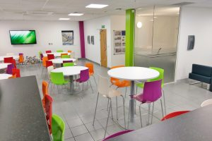 Acorn Works Ltd - Canteen Refurbishment, Wisbech, Cambridgeshire