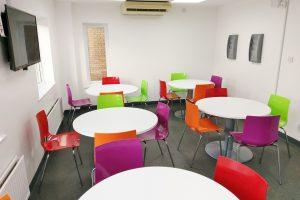 Acorn Works Ltd - Canteen Refurbishment, Wisbech, Cambridgeshire