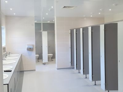 Washroom Refurbishment - Norwich,Norfolk