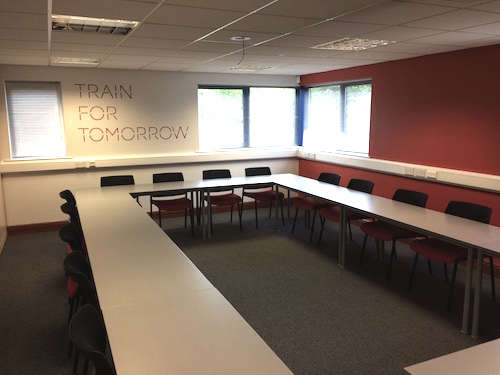 Training Room Fitout