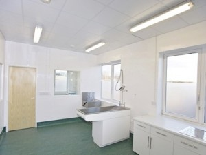 Commercial Refurbishment for a Veterinary Surgery by Acorn Works Ltd