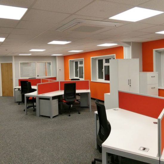 Acorn Works Ltd - Office Interiors, King's Lynn, Norfolk