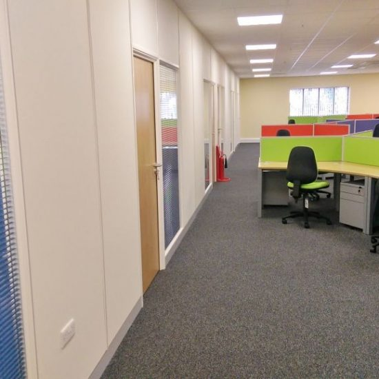 Acorn Works Ltd - Office Interiors, Thetford, Norfolk