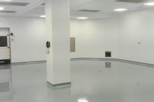 Cleanrooms Project Norfolk - Acorn Works Ltd, Thetford, Norfolk