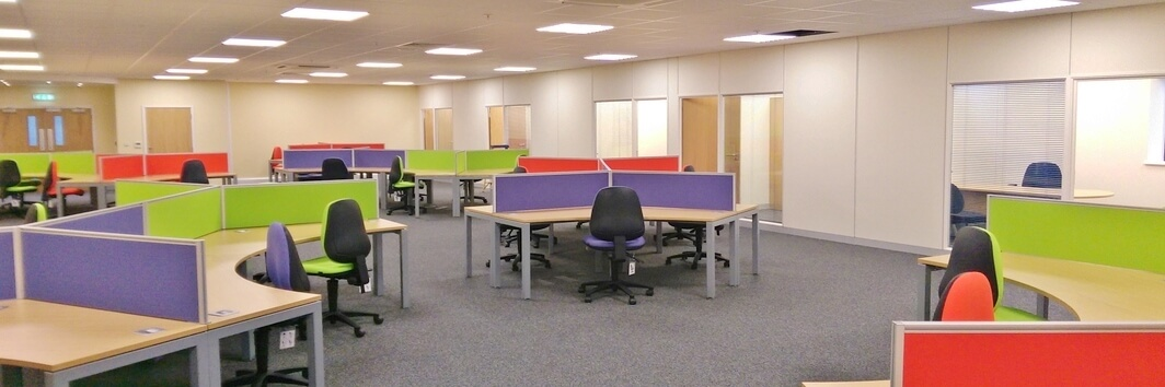 Complete Office Refurbishment
