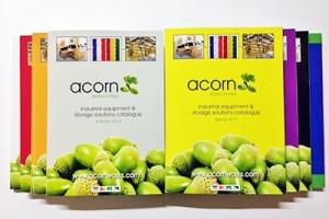 New Acorn Works Ltd Industrial Equipment Catalogue - Swaffham, Norfolk