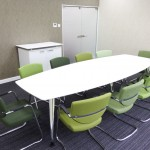 Meeting Room Refurbishment Project in Haverhill, Suffolk completed by Acorn Works Ltd