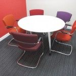 Meeting Room Refurbishment Projects in Haverhill, Suffolk completed by Acorn Works Ltd