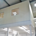 Mezzanine Floor installed by Acorn Works Ltd - Peterborough, Cambridgeshire