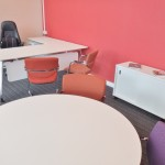 Office Furniture install as part of a larger meeting room and office space refurbishment project in suffolk complete by Acorn Works Ltd. Meeting Room Refurbishment Project in Haverhill, Suffolk