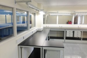 Workshop & Office Refurbishment Project completed by Acorn Works Ltd in Great Yarmouth, Norfolk