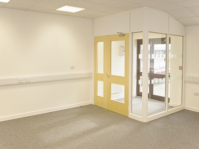 Office Refurbishment Project by Acorn Works Ltd - Ely, Cambridgeshire
