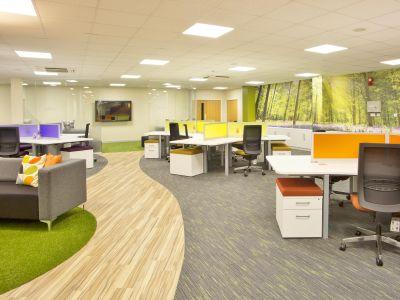Office Refurbishment   Diss Norfolk. U201c