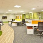 Office Refurbishment Project based in Diss, Norfolk designed and installed by Acorn Works Ltd