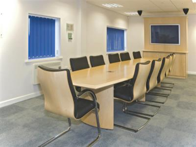 Boardroom and Office Refurbishment Project - Newmarket, Cambridgeshire