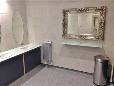 Washroom Refurbishment - Diss Norfolk