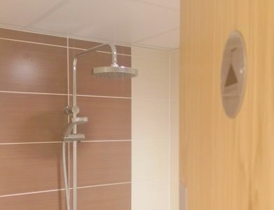 Full Turnkey Washroom Refurbishment Project, inclusive of new santiary ware, cubicles, vanity units, safety vinyl flooring, suspended ceilings and fully tiled walls
