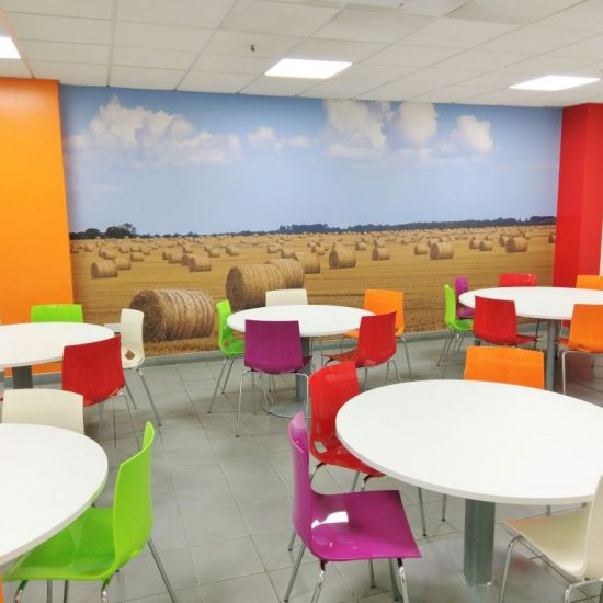 Canteen Refurbishment - Wisbech,Cambridgeshire