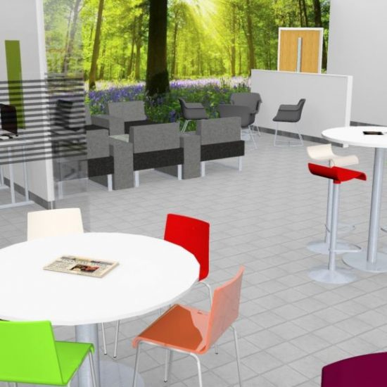 Canteen Refurbishment - Wisbech, Cambridgeshire