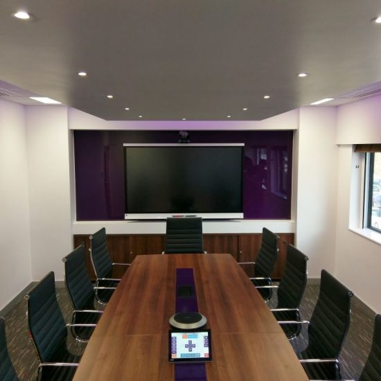Meeting and Boardroom Refurbishment - Diss, Norfolk by Acorn Works