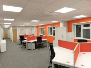Office Refurbishment - King's Lynn, Norfolk