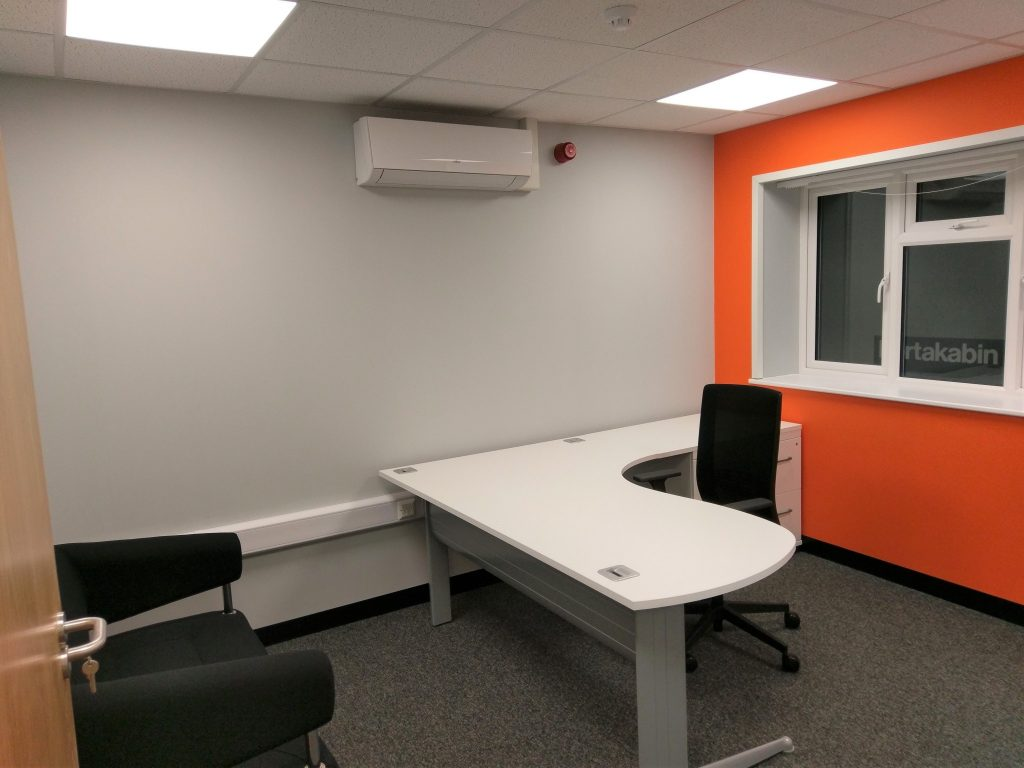 Office Refurbishment - King's Lynn, Norfolk