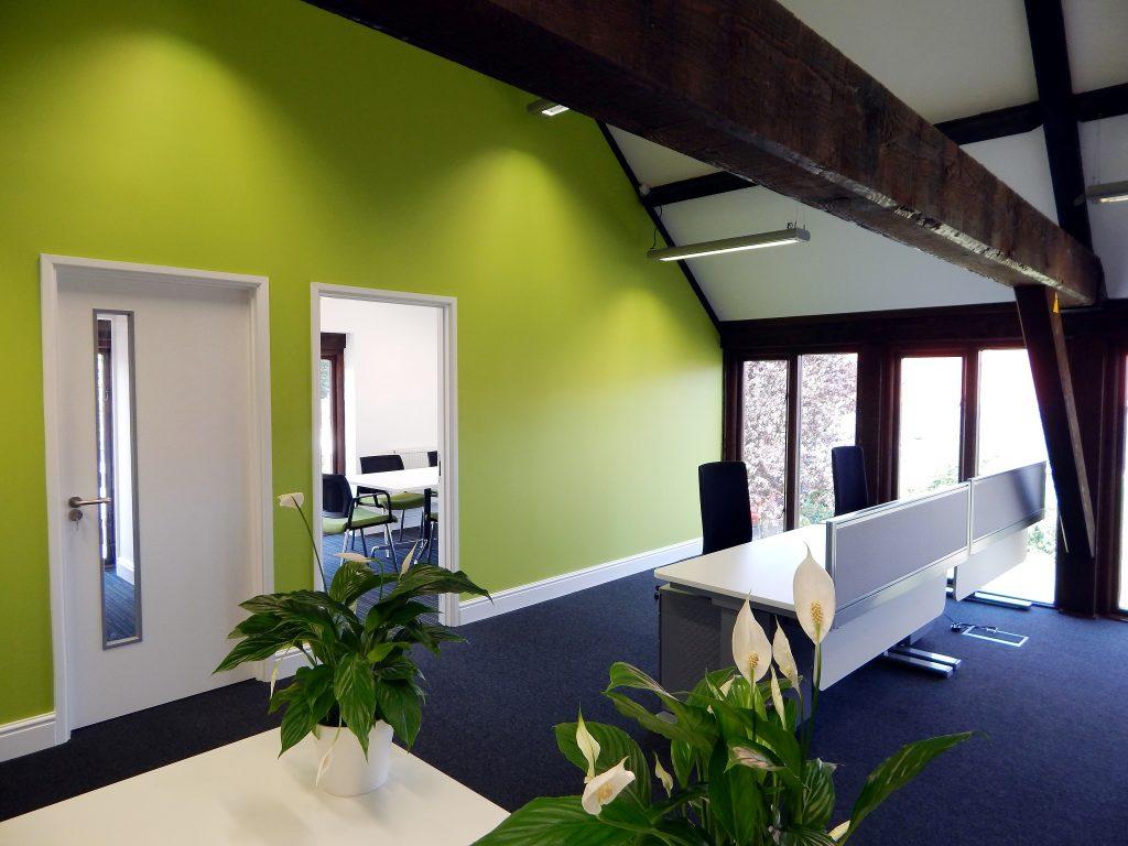 Commercial Refurbishment Hulbert West, Norfolk by Acorn Works Ltd