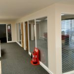 Office Refurbishment and Fitout Project in Fakenham, Norfolk by Acorn Works Ltd