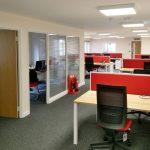 Office Fitout Jack Richards Office Partition Fakenham