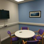Small Meeting Room Refurbishment by Acorn Works Ltd, Norwich, Norfolk