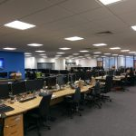 Open Plan Office Refurbishment, in Norwich, Norfolk by Acorn Works Ltd