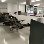Classic Team Lotus Workshop, Norfolk by Acorn Works Ltd