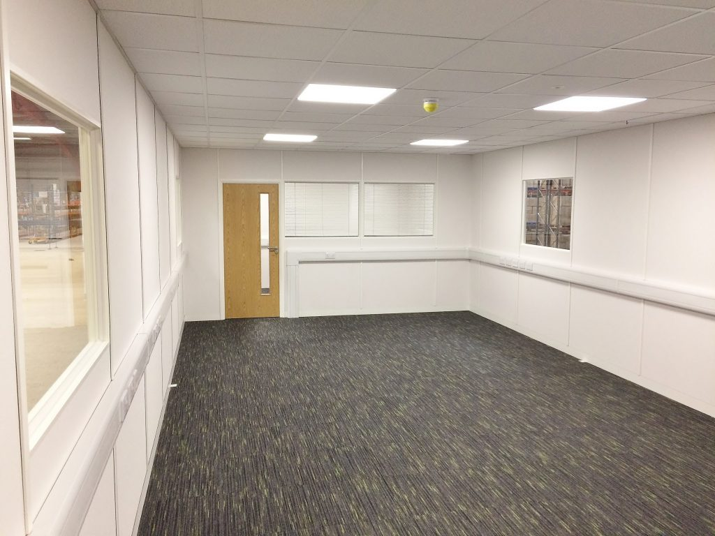 Partition Wall Office Suffolk