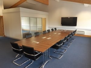 Meeting Room Fit Out Swaffham