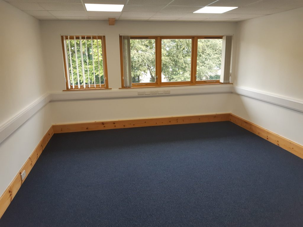 Office Fit Out Project for NSHI based in Swaffham, Norfolk