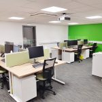 Open Plan Office & Hygiene Screens