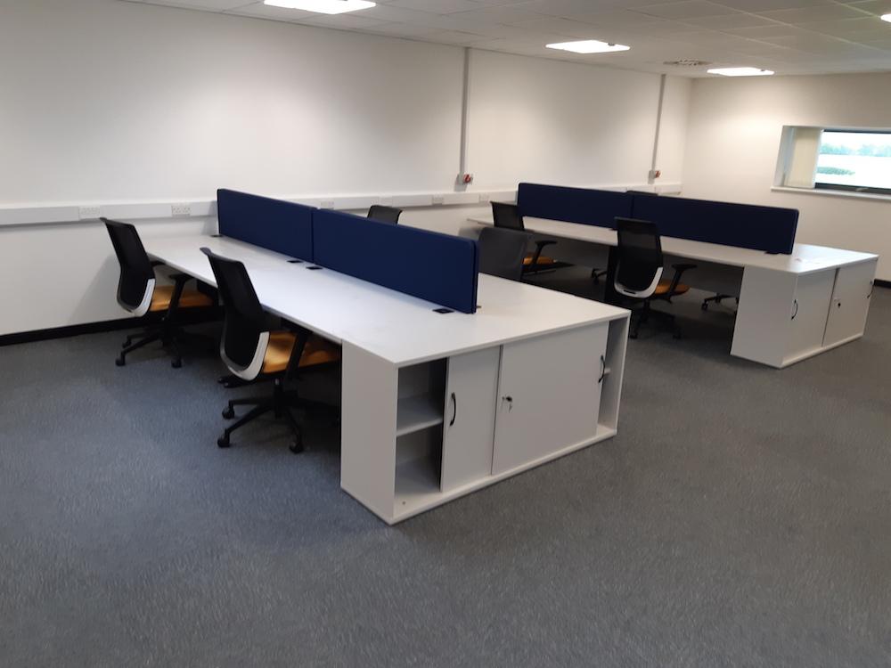 Evoke - Flexible Work Stations